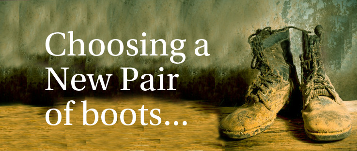 Choosing the Right Pair of Boots