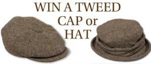 tweed-hat-and-cap