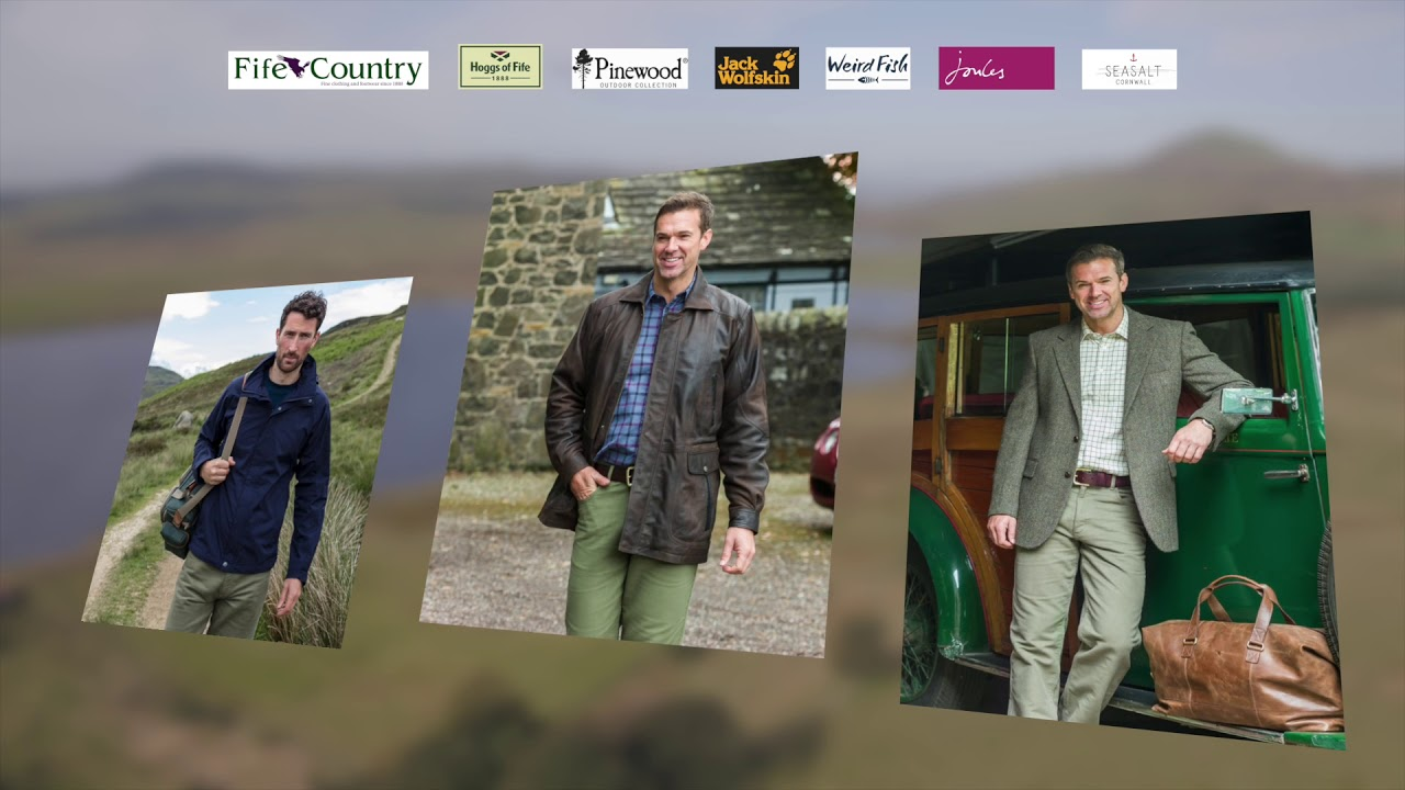 Our first Fife Country television advert