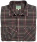 Countrysport Flannel Shirt Olive/ Wine