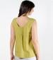 Wildflower Plain Vest Olive