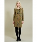 Amara Tunic Dress Ochre