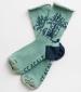 Festive Feet Socks Festive Sea Holly