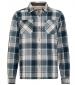 Stoltz Fleece Lined Shirt Black Iris