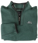 Stowe 1/4 Zip Soft Fleece Green