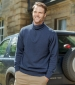 1/4 Zip Pullover Navy