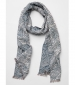 Woodland Trail Scarf Tumbling Waves