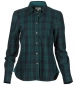 Beth Cotton Shirt Blackwatch Check