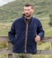 Stenton Fleece Jacket Navy