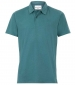 Quay Branded Polo Blue