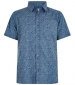 Elm Short Sleeve Shirt Denim