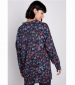 Polpeor Tunic Scattered Flowers
