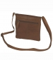 Crossover Leather Bag Tan