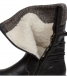 Fleecy Lined Winter Boot Fleecy lining