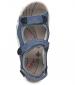 Trek Backstrap Sandal Navy/Grey
