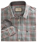 Stirling Shirt Fern Check