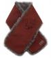 Northern Dancer Scarf Red Brick
