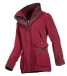 Ascot All Seasons Jacket Burgundy