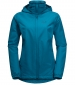 Ladies Stormy Point Jacket Celestial Blue