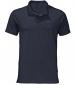 Travel Polo Shirt Night Blue