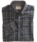 Galloway Check Shirt Blue/Green