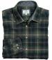 Pitmedden Flannel Shirt Green Check