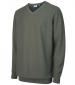 Luffness V-Neck Pullover Olive