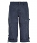 Salena 3/4 Trouser Navy