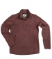 Woburn All Season Fleece Merlot