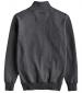 Oakhurst Funnel Neck Sweatshirt Charcoal Marl