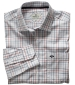 Turnberry Shirt White/ Blue