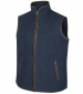 Woodhall Fleece Gilet Navy
