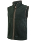 Stenton Fleece Gilet Green