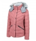 Quilted Jacket Rose