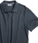 Anstruther Pre-Washed Polo Shirt Black Iris