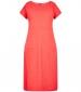 Talia Jersey Dress Red