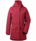 Frida Womans Parka Red