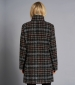 Junge Checked Wool Jacket
