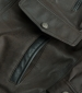 Nevis Leather Jacket