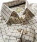 Balmoral Tattersall Shirt Green/ Brown Check