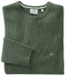 Borders Pullover Thyme