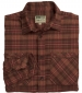 Countrysport Flannel Shirt Rust