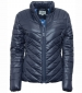 Super Lightweight Quilted Jacket Navy
