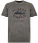Poisson Branded TShirt Grey