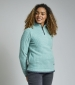 Beyonce 1/4 Zip Fleece Teal