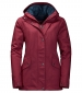 Park Avenue Ladies Jacket Dark Red