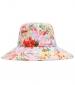 Celia Sun Hat White Floral