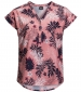 Victoria Leaf Shirt Rose