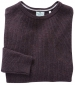 Borders Pullover Redwood