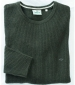 Borders Pullover Loden
